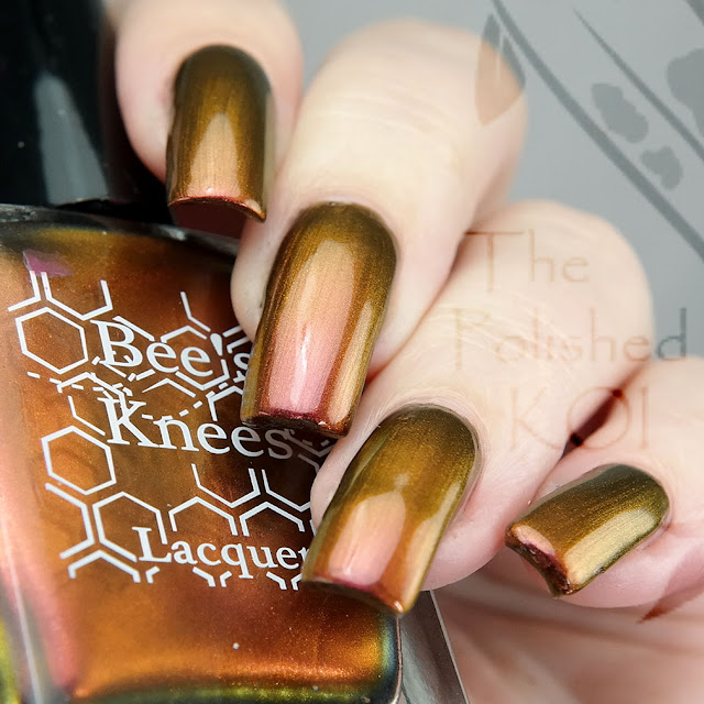 Bee's Knees Lacquer The Dancing Clown