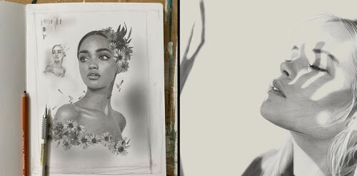 00-Pencil-Portraits-Kei-Meguro-www-designstack-co