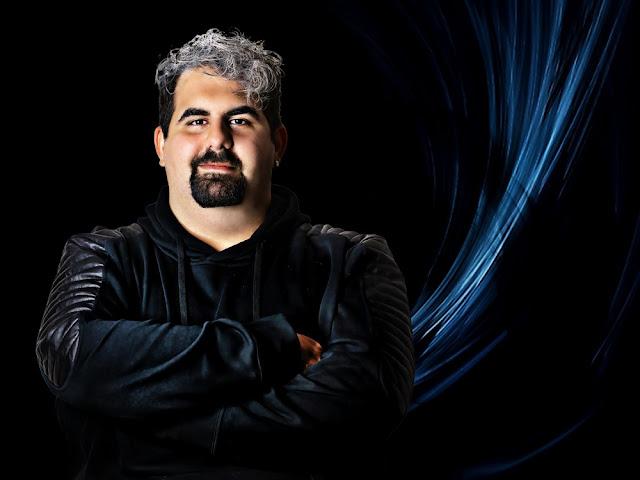 """Debutto discografico per Fabio Luconi, artista siciliano, con già alle spalle due singoli """"Cielo Spento"""" e """"Sogni nel cassetto""""."""