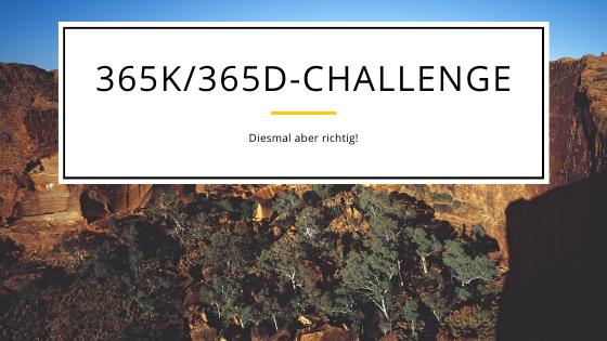 365k/365d-Challenge