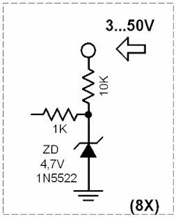 Two Way RS-232 Circuit Diagram