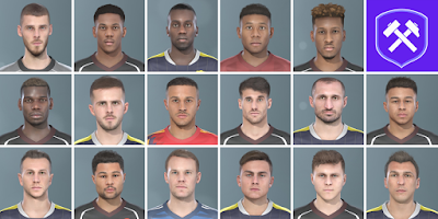 PES 2020 Facepack for PES 2019 Vol 2 by Volun