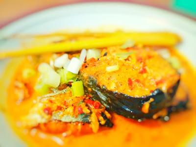 Resep Gulai Ikan Patin
