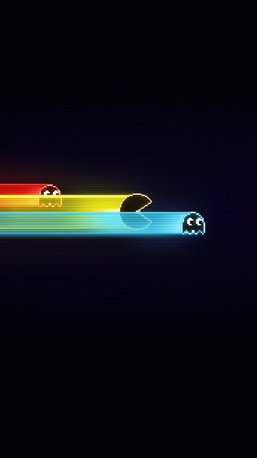 Pac Man Race Iphone 7 Iphone 7 Plus Wallpaper Hd Iphone 7