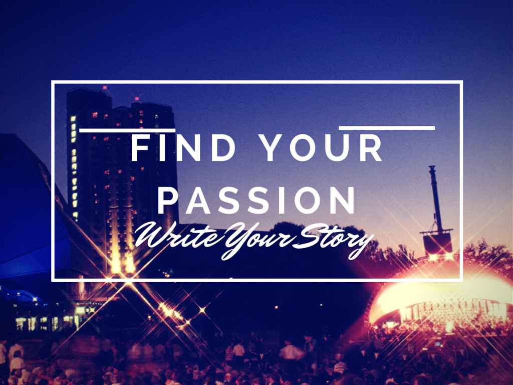 Relentless Writers Find Your Passion Write Your Story