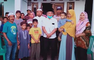 Isak Tangis Menyertai Kehadiran Calon Bupati Bima H. Arifin