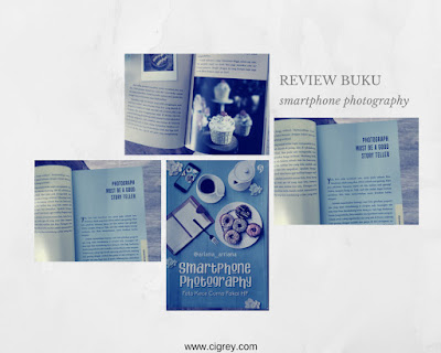 review buku ariana smartphone photography
