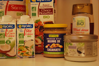 favoris cuisine healthy