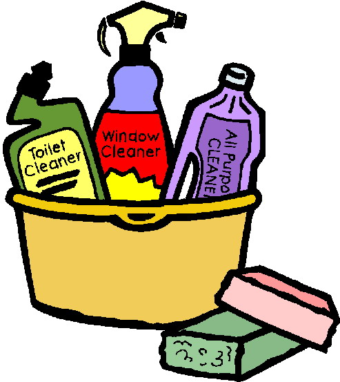 Bathroom Cabinet Clip Art: Creative Life Designs: My New Cleaning Schedule
