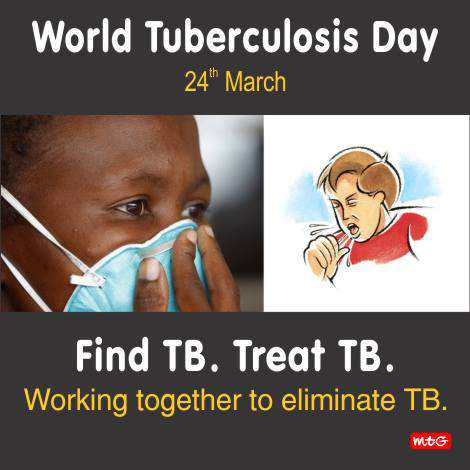 World Tuberculosis Day Wishes For Facebook