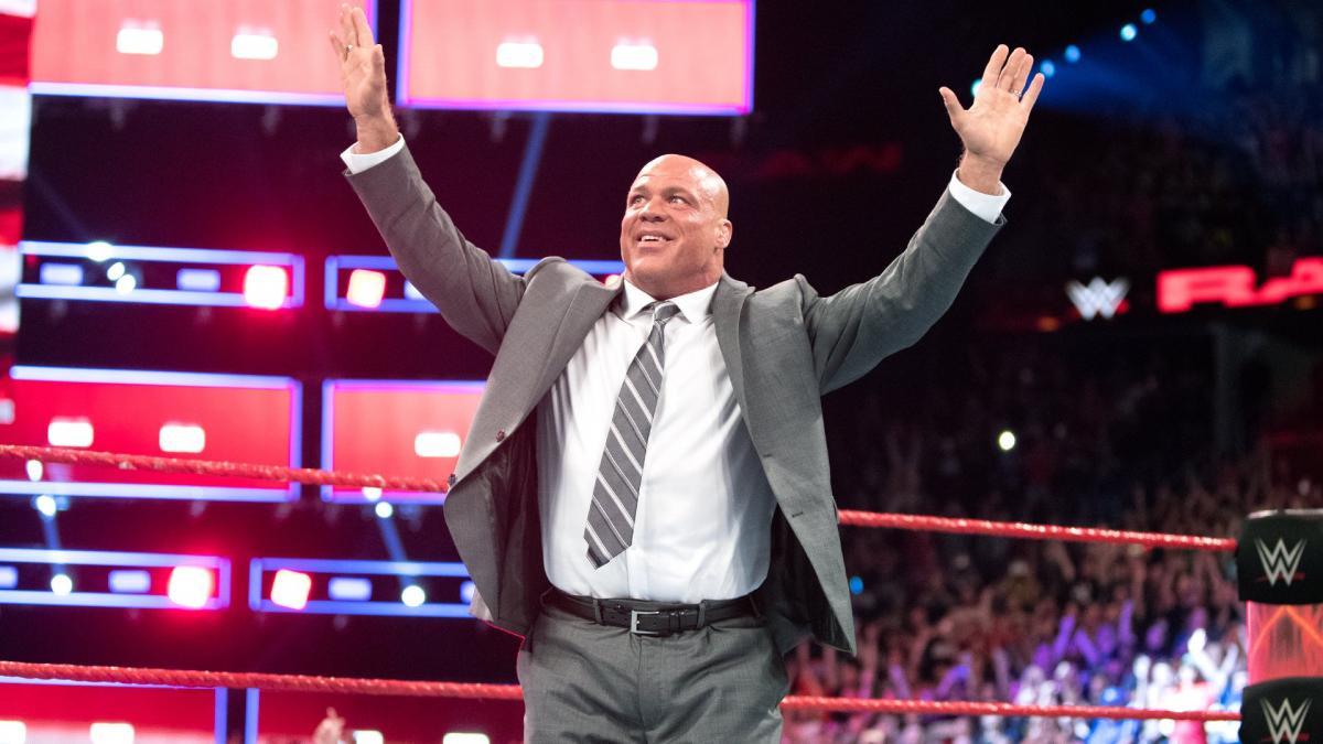 Kurt Angle dá detalhes de sua relação com Brock Lesnar