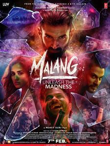 Malang full HD movie download, Tamilrockers 2020