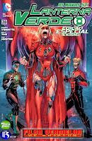 Os Novos 52! Lanterna Verde #28