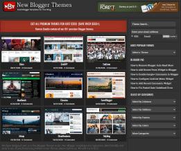 New Blogger Themes
