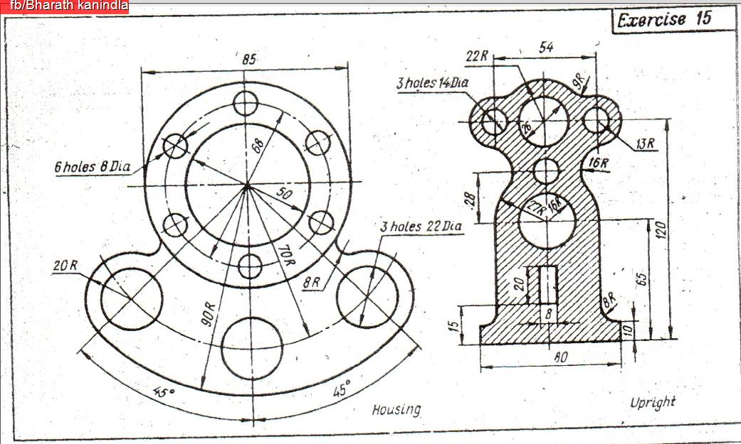 20 2D Practice Diagrams Free Downlaod ~ BHARATH KANINDLA
