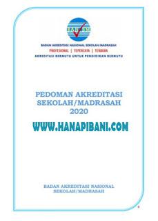 PEDOMAN AKREDITASI SEKOLAH/MADRASAH 2020