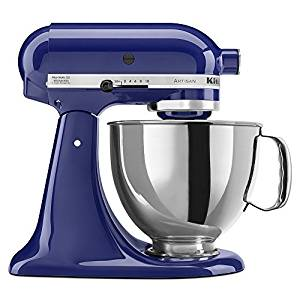 KitchenAid KSM150PSBU Artisan Series 5-Qt.