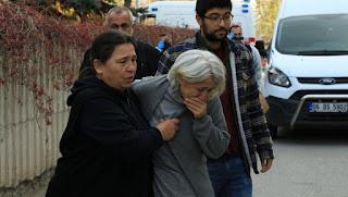 Flaş Haber: Astsubay Eşini Öldürdü