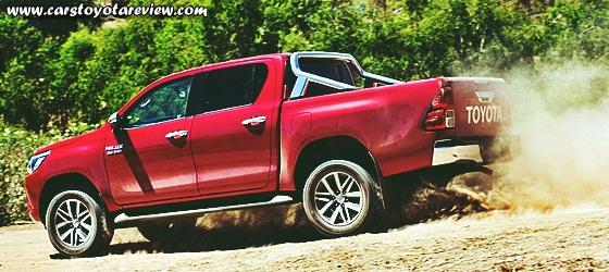 Toyota Hilux 2018 Model