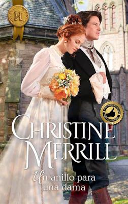 Christine Merrill - Un Anillo Para Una Dama