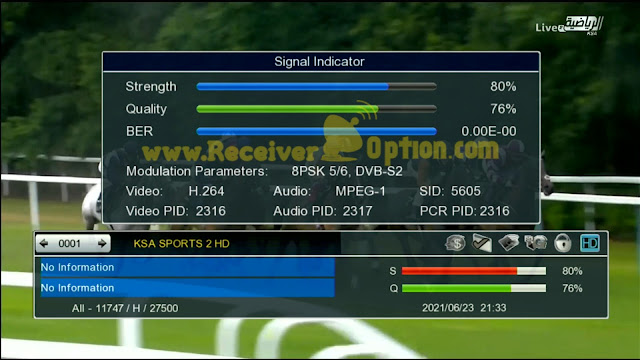 STARSAT GX6605S HW203.00.001 NEW SOFTWARE WITH BLACK THEME 30 MAY 2021