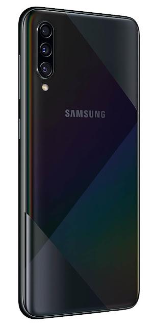 Samsung Galaxy A50s Prism Crush Black