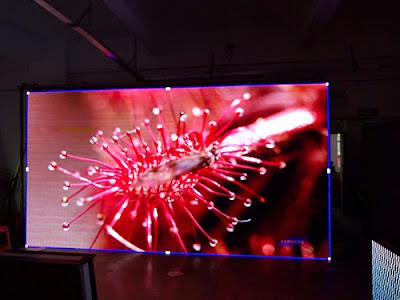 Lắp đặt thi công màn hình led p5 chính hãng tại quận Gò Vấp