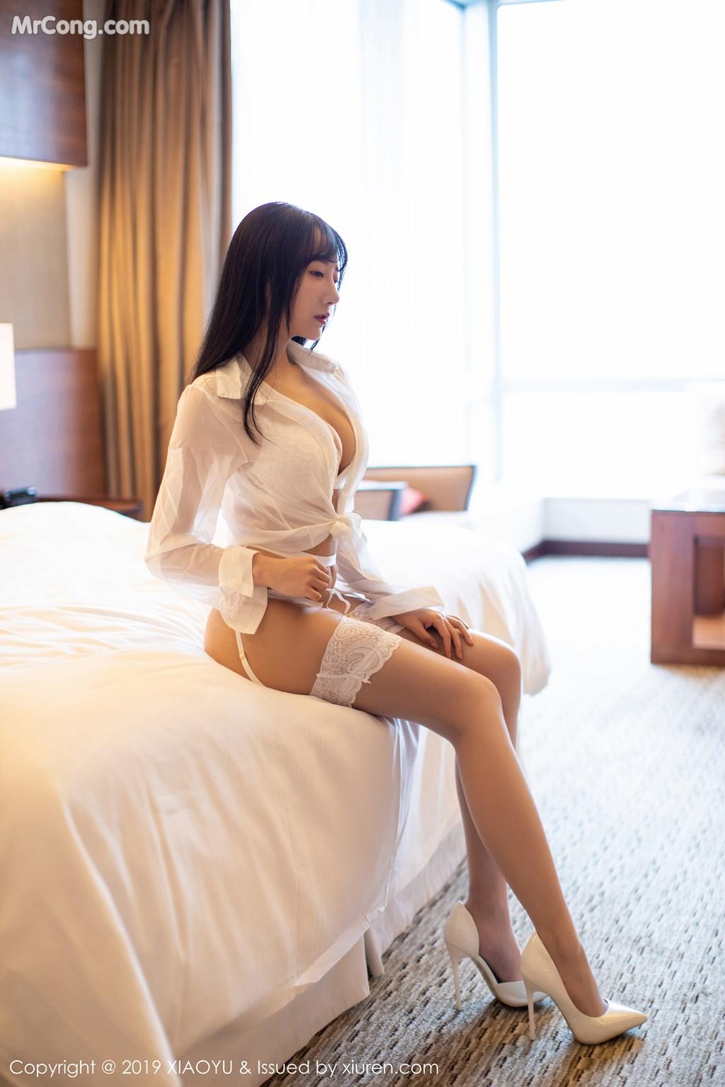 Image XiaoYu-Vol.076-He-Jia-Ying-MrCong.com-006 in post XiaoYu Vol.076: He Jia Ying (何嘉颖) (72 ảnh)