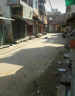 जौनपुर : केराकत में जनता कर्फ्यू रही सफल