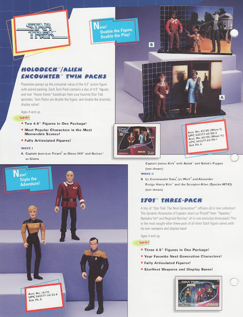 Star Trek 1701 figure