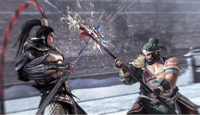 التصحيح الجديد اصدار 1.14 للعبة Dynasty Warriors 9 خاص بالـ PC متاح الآن،ملاحظات التصحيح