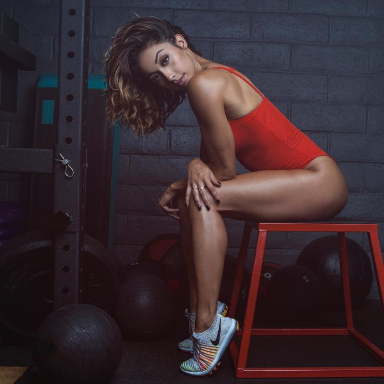 sponsored athlete, and trainer Michelle Janine