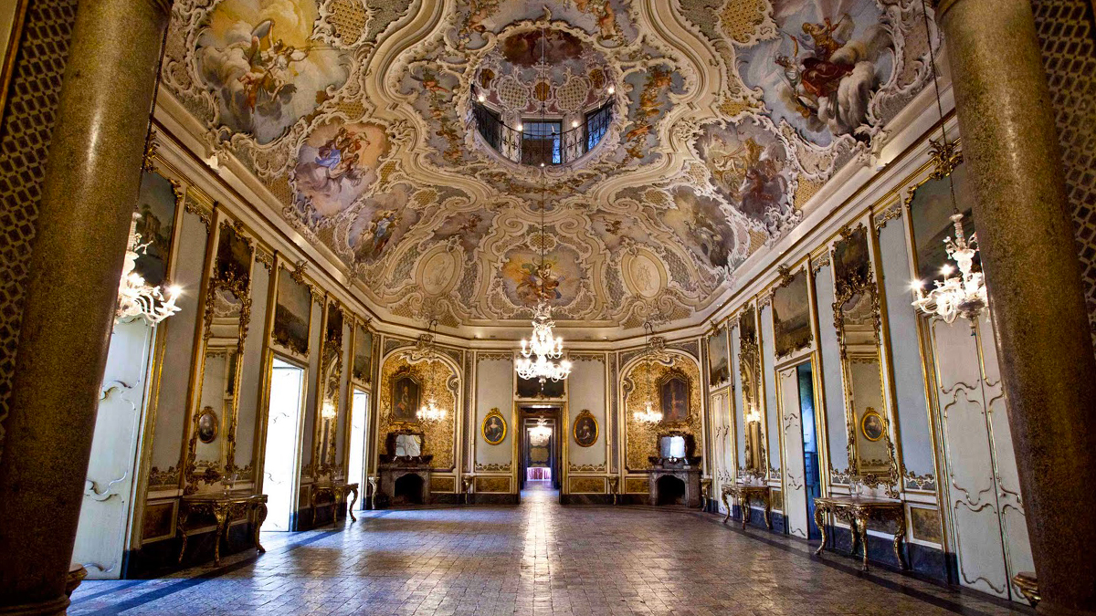 Palazzo Biscari palazzo settecentesco Catania