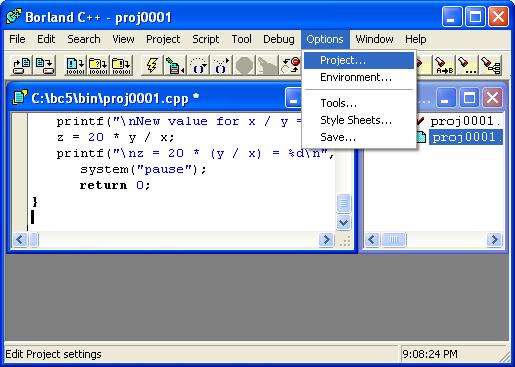 borland c++ 5.02 gratuit