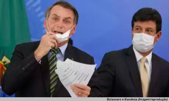 www.seuguara.com.br/Bolsonaro/Mandetta/opção/coronavírus/