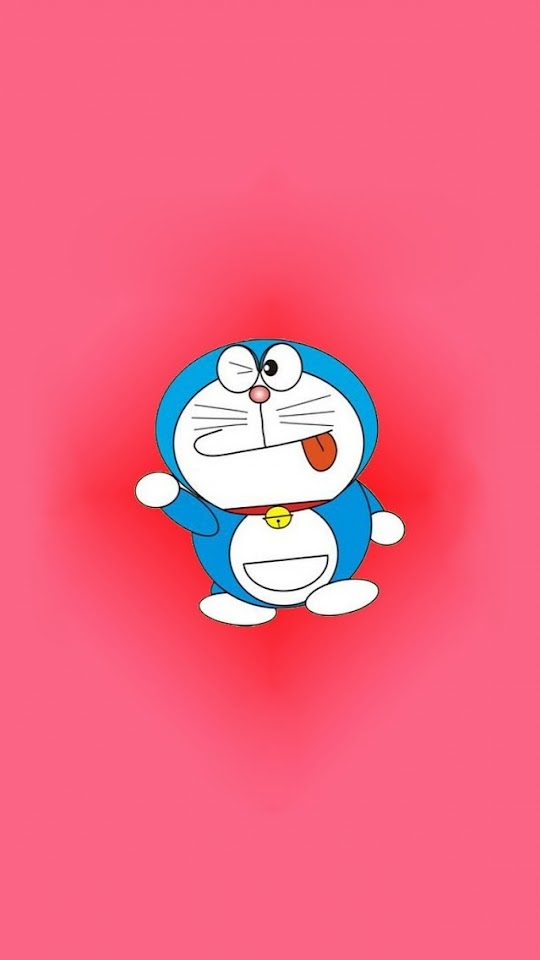 doraemon with pink background android best wallpaper