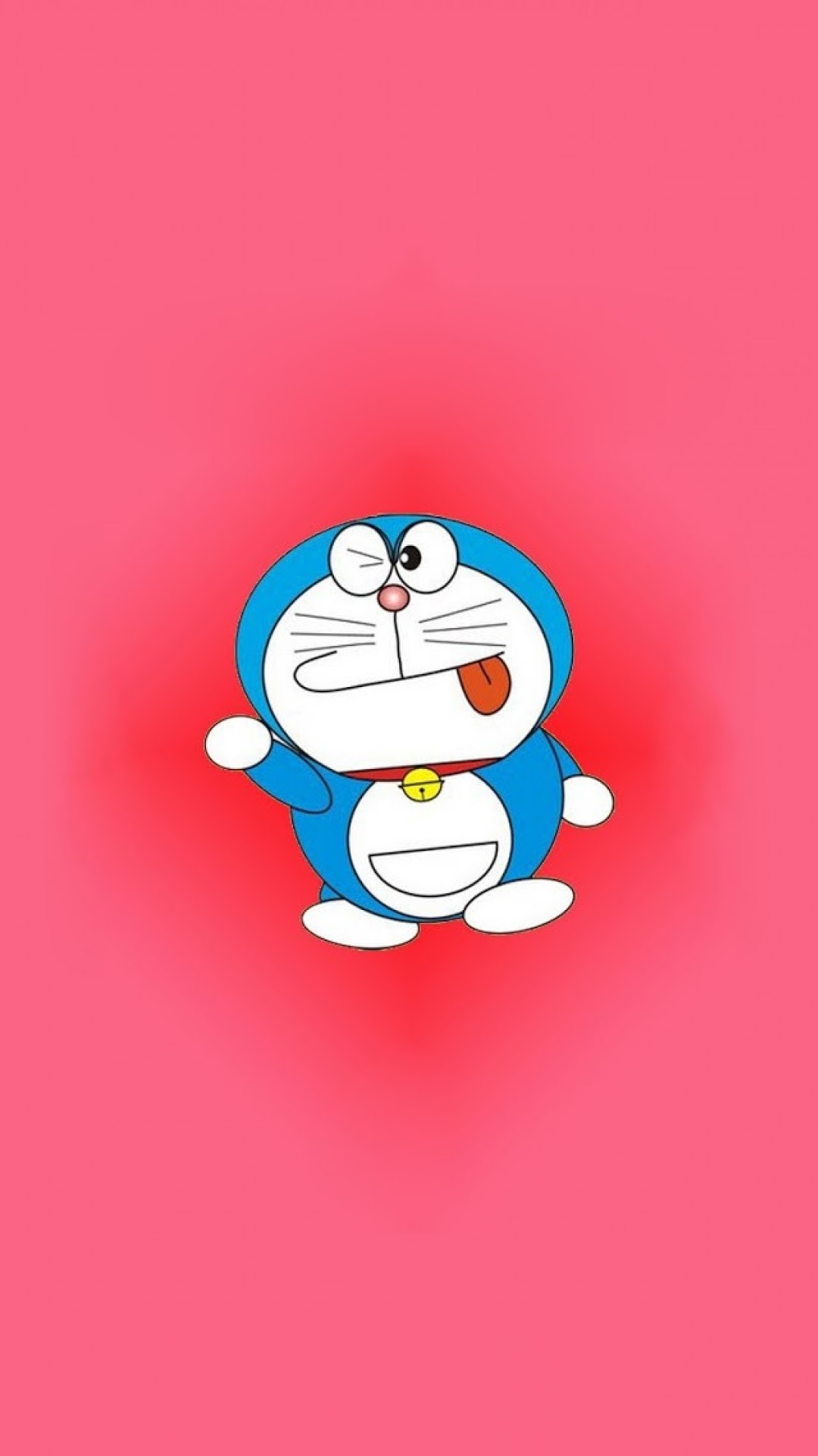 Android Best Wallpapers Doraemon With Pink Background Android Best