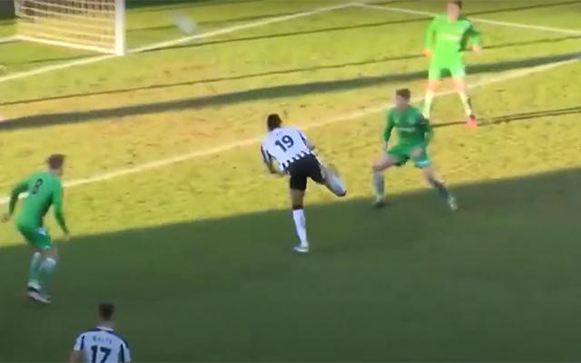 Notts County striker Elisha Sam scores Puskas Award candidate against Oxford City