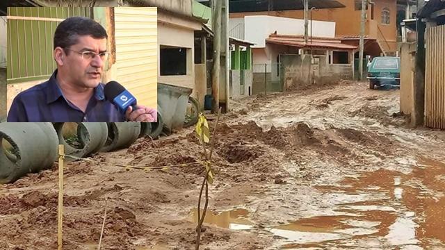 Temendo manifestação na Expo Cordeiro, secretário comparece no Manancial