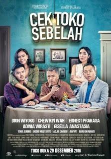 Download Cek Toko Sebelah ( 2016 )