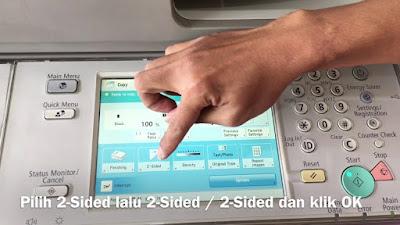fitur mesin fotocopy