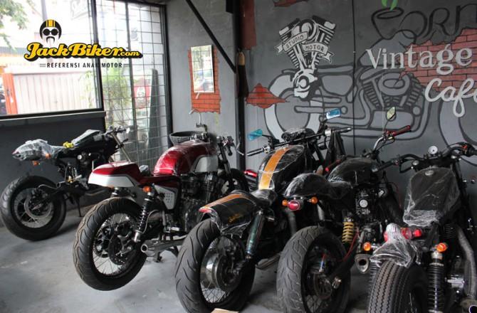 Yamaha New Vixion Lightning Riders Nvl Bengkel Modifikasi Motor