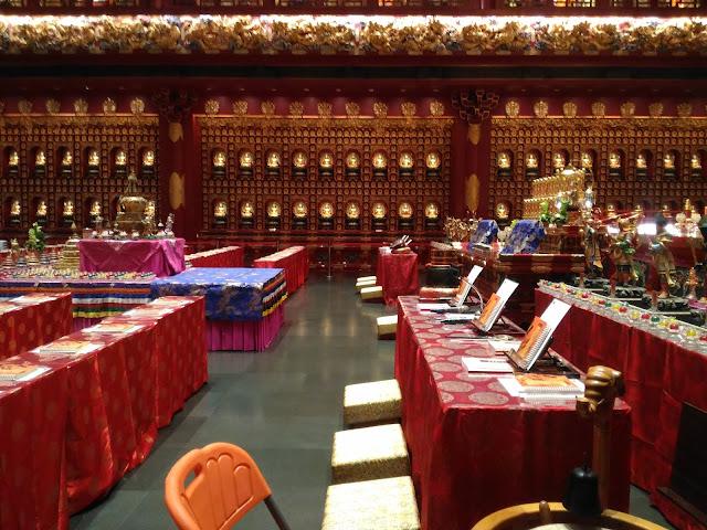 Buddha ToothRelic Temple