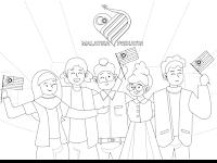 Poster Rakyat Malaysia Prihatin