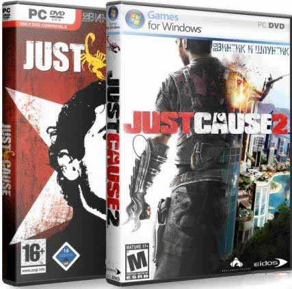Just Cause: Dilogy (2006-2010)