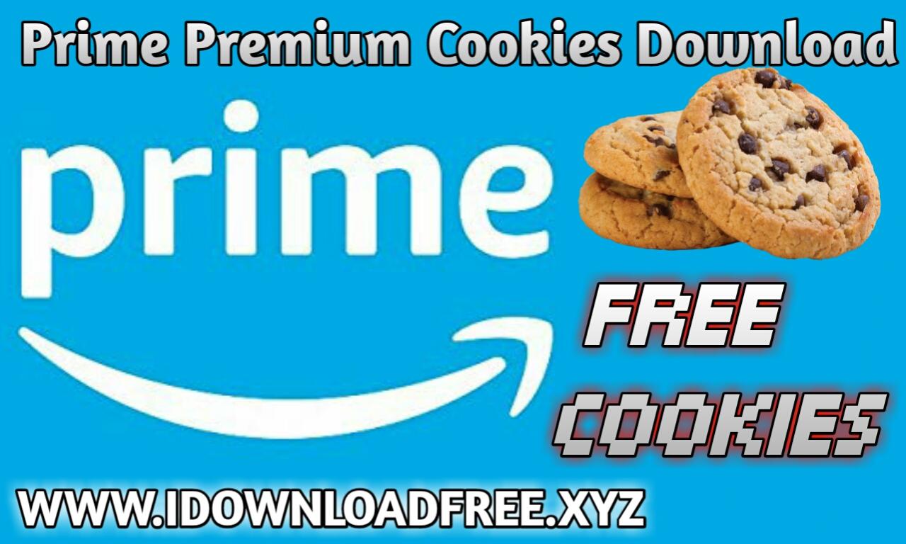 Amazon Prime Cookies | Free Amazon Prime Premium Cooikes | I