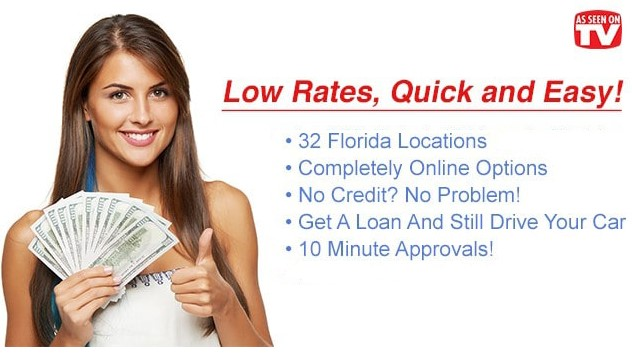 Car Equity Loans in Miami
