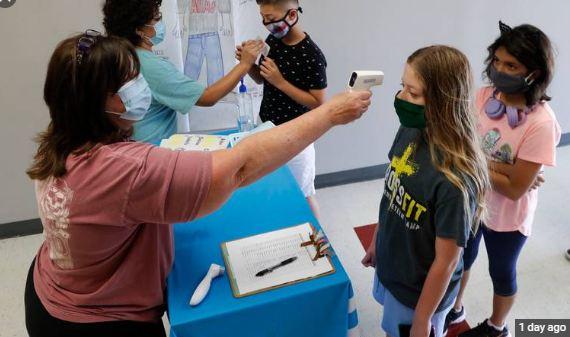 تقرير طبي: 97.000 طفل لديهم نتيجة اختبار إيجابية لكورونا في غضون أسبوعين