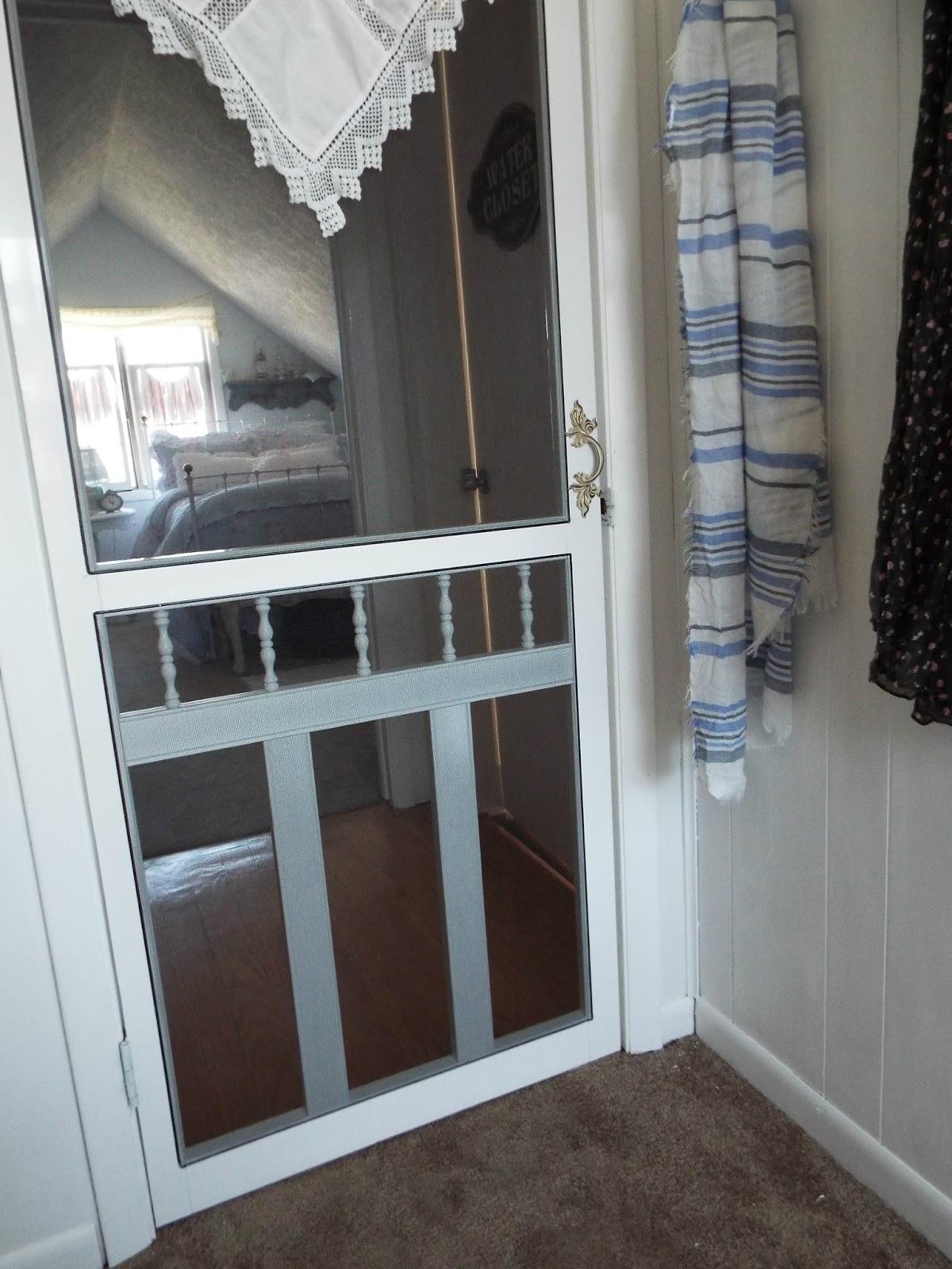Lakehouse: Screen Doors On Bedrooms???