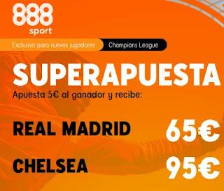 888sport superapuesta Real Madrid vs Chelsea 27-4-2021